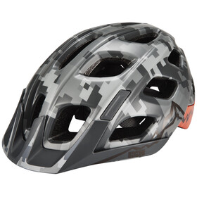 IXS Trail XC Bike Helmet grey